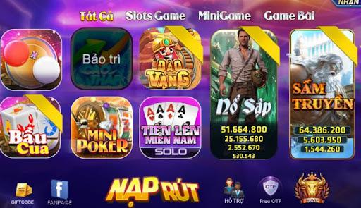 HuVip - Cổng game bài đổi thưởng đồ sộ